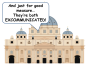 Vati-Toons is a series of short animated cartoons poking fun at the Vatican.