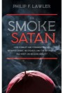 Book cover showing the back of a Catholic Cardinal's hat while smoke swirls around it.